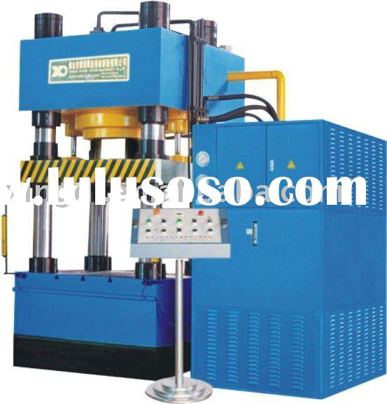 YH71 rubber forming hydraulic press machine