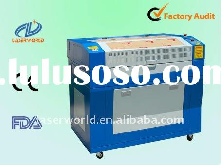 YH-G9060 laser engraving and cutting machine for non-metal with CE&FDA