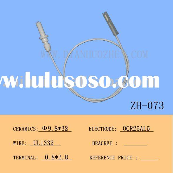 ZH-073A ignition electrode used for boiler , gas stove , water heater and BBQ
