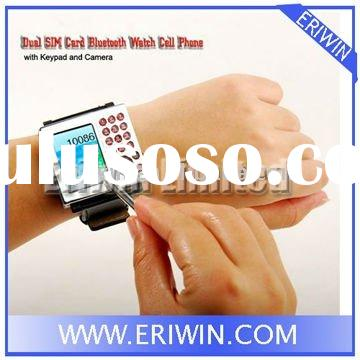 ZX-AK10+ Dual sim card cell phone watch