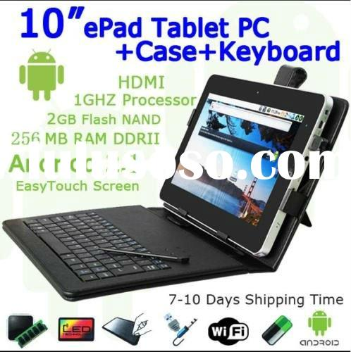 Zepad ZT-180 android 2.2 MID tablet PC 10 inch 4GB