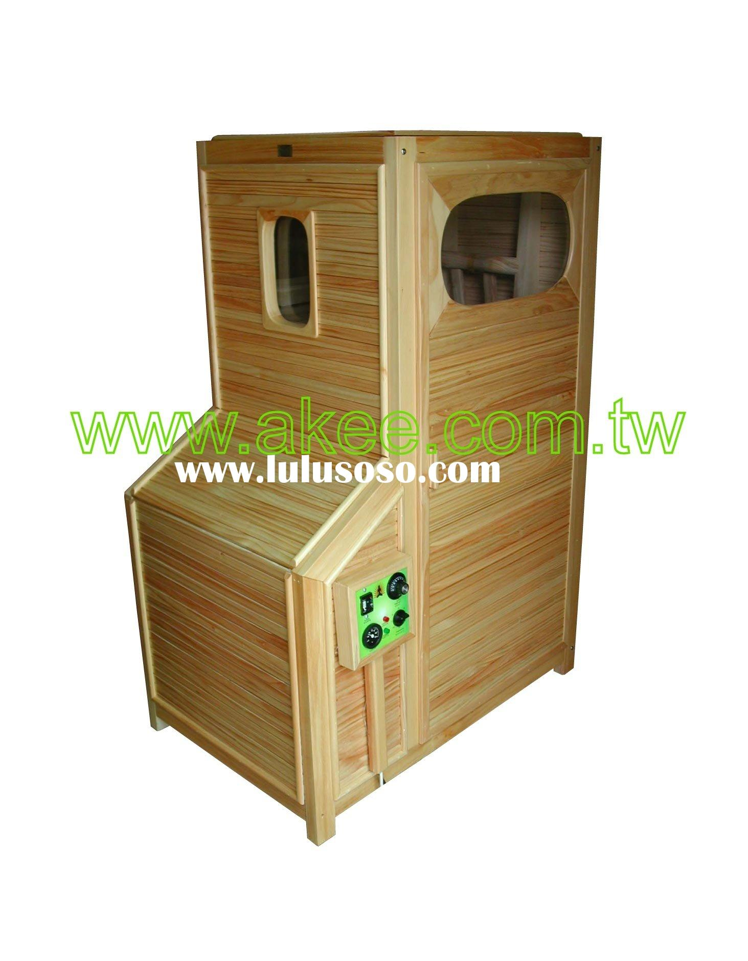 (BH-009A) Sauna Box, Steam Sauna, Steam Cabinet, Sauna Room, Sauna Cabin, Heater Box