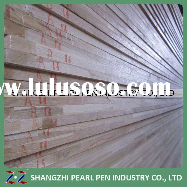 [Finger Joint Board Manufacturer in China] Chinese Walnut Wood Finger-Joint Board/ Panel/ Wood