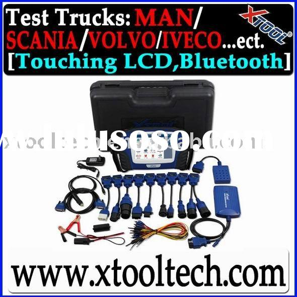 [XTOOL] PS2 Heavy Duty Diagnostic Scanner , Diesel Scanner Better than Launch Heavy Duty