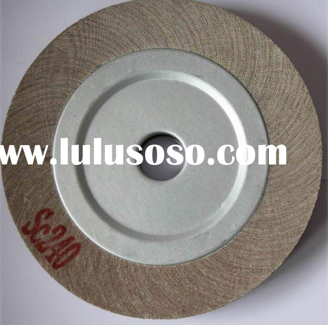 abrasive flap wheel for polishing stainless steel