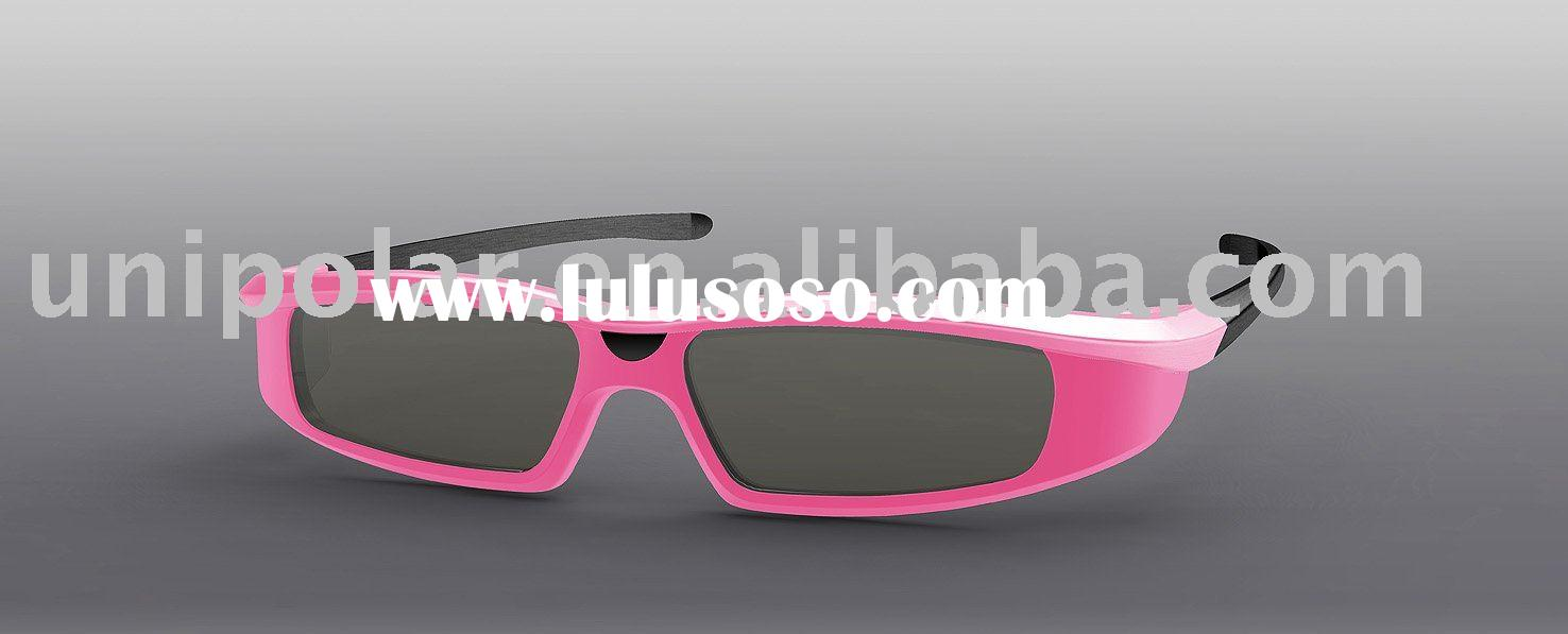 active 3D glasses for Samsung/Sony/LG 3D TV