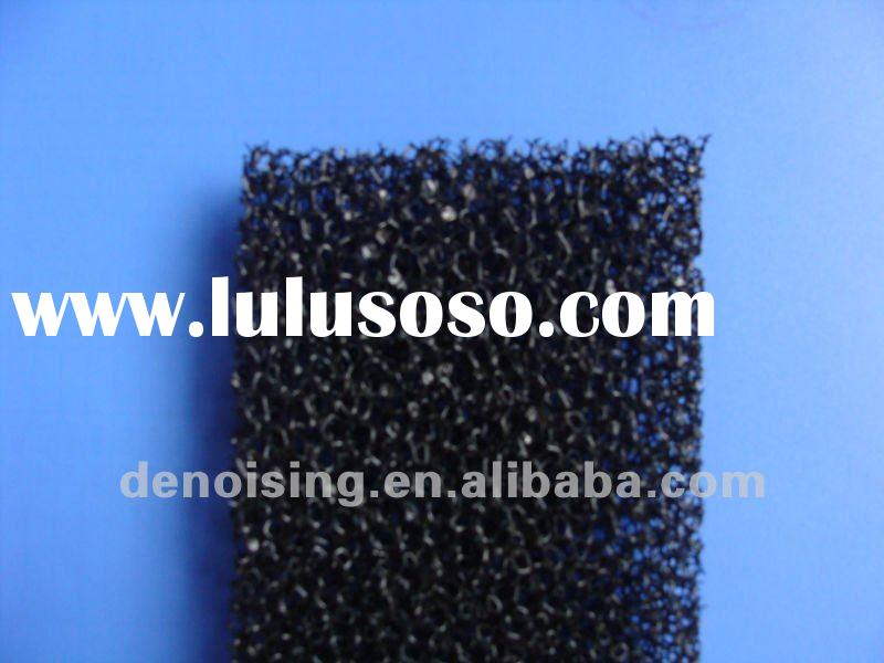 air filter mesh sponge-open cell