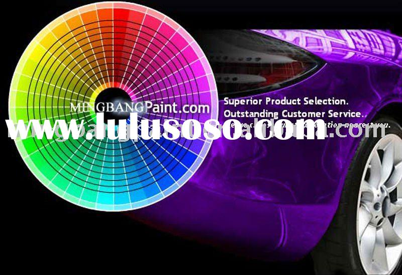 auto paint (primer,color,varnish,hardender,thinner) -car paint