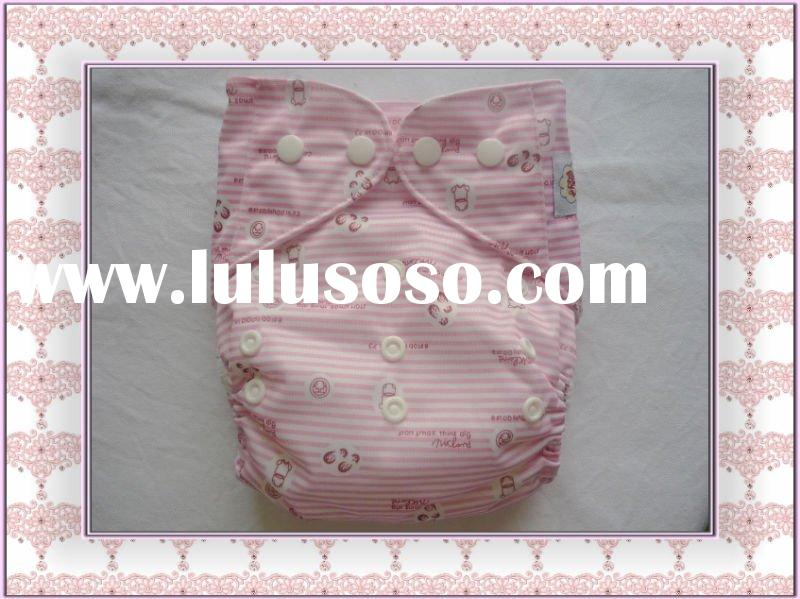baby diaper plastic pants reusable cloth diaper