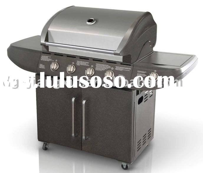 bbq 4 Burner LP Gas Grill