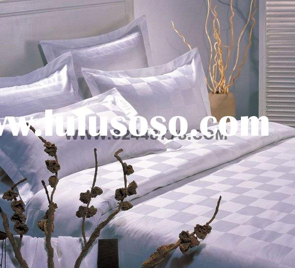 bed linen, hotel bed sheet