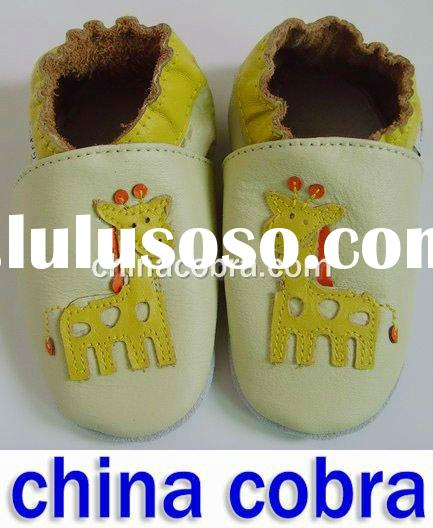 best selling high quality soft baby shoes