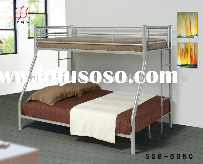 metal double decker bed images