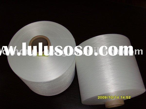 chemical raw materials dty yarn polyster yarns 75D/36F