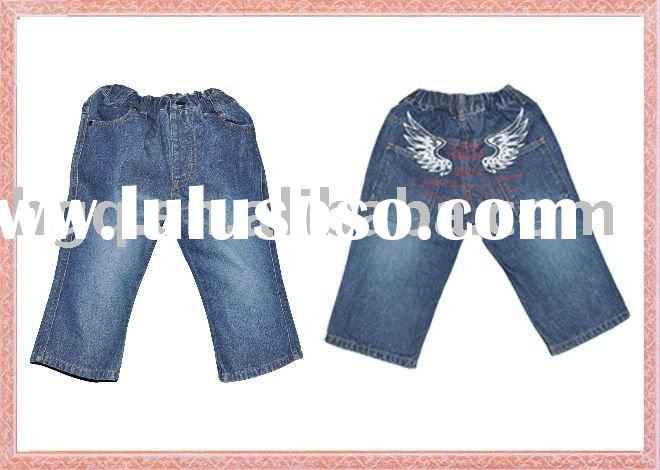 children denim jeans wear