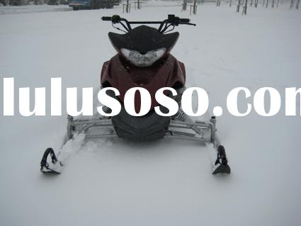 children's Snow Scooter, children's Snowmobile, children's snow bike 14