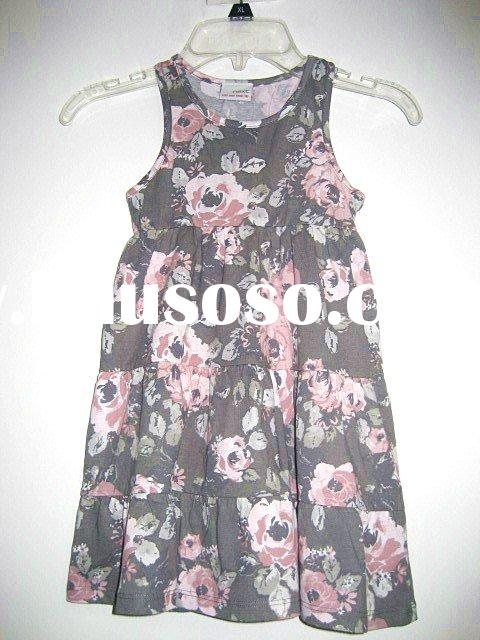 children's fashion dress