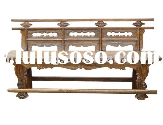 chinese bench, sofa chair, antique furniture