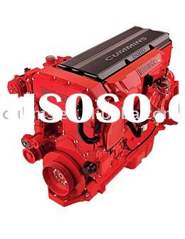 cummins engine isx for genset marine auto car truck bus construction oilfield railway mine
