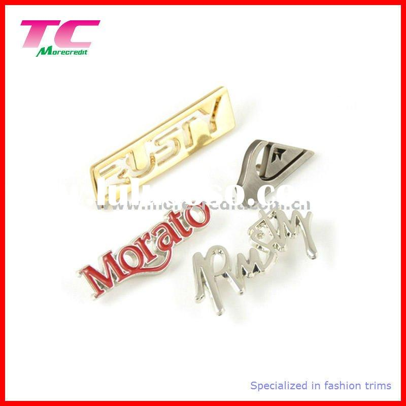 custom brand metal logos(Guangdong China