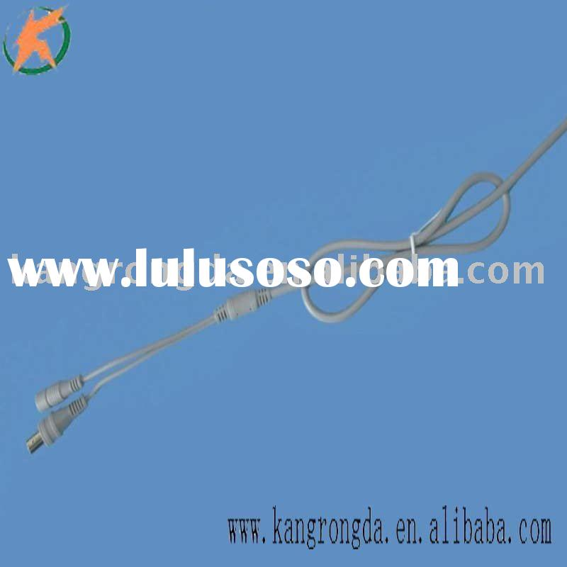 dc power plug cable assembly