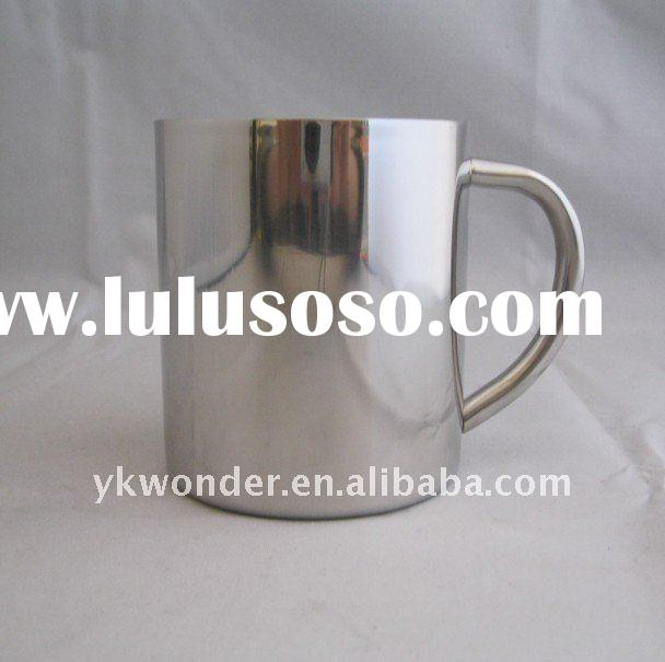 double wall stainless steel cup