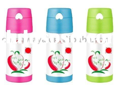 double wall stainless steel vacuum flask for kids 320ml