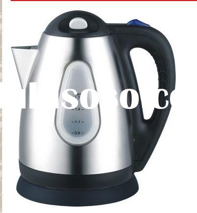electric kettle/stainless steel body