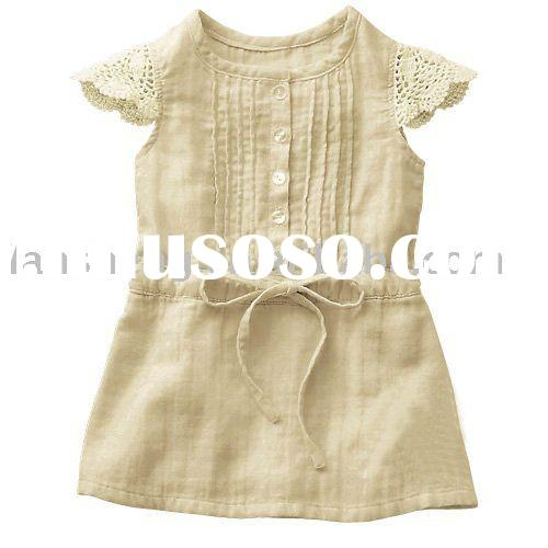 fashion design cute baby girl dresses, baby clothes
