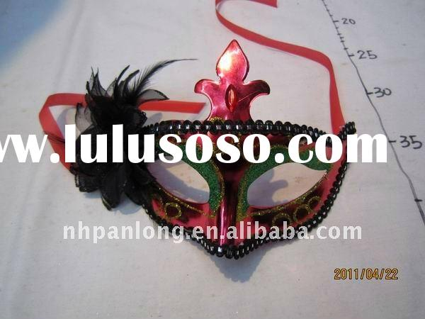 fashion diamond masquerade masks decorations different design of masks carnival