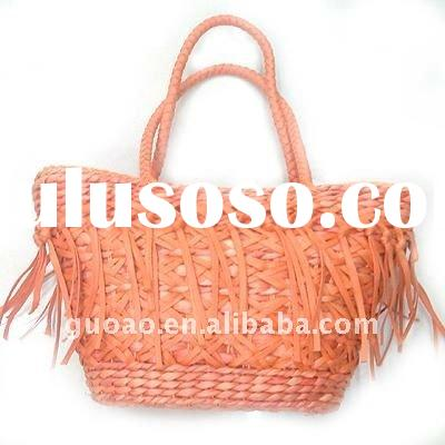 Paper  Manufacturers  on Bags Handmade  Hawaii Fashion Beach Straw Bags Handmade Manufacturers