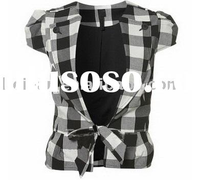 fashion neck designs for ladies blouse