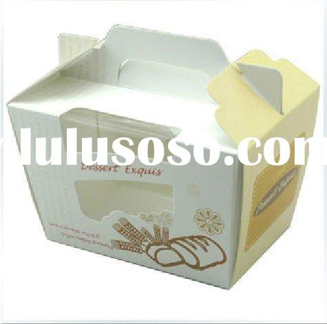 food grade paper box for food packaging