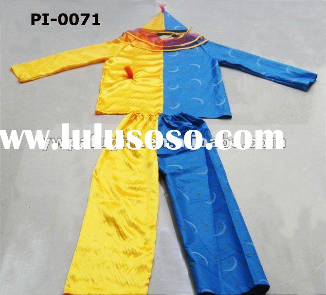 funny costume clown costume party costume