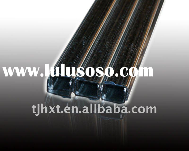 galvanized steel square tube with high quality and competitive price