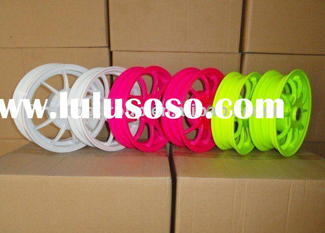 gas scooter spare parts performance parts alloy wheel rim