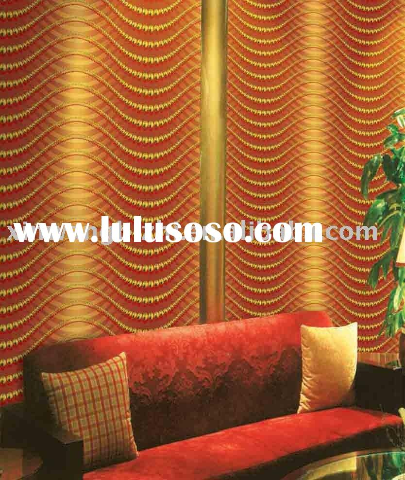 gold foil wallpaper. We are one of the largest wallpaper manufacturer in ...