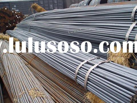 good quality and low price Reinforced deformed steel bar with profession manufacture for constructio
