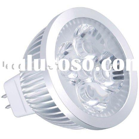 high power LED spot lighting MR16 replace 50w halogen lamp