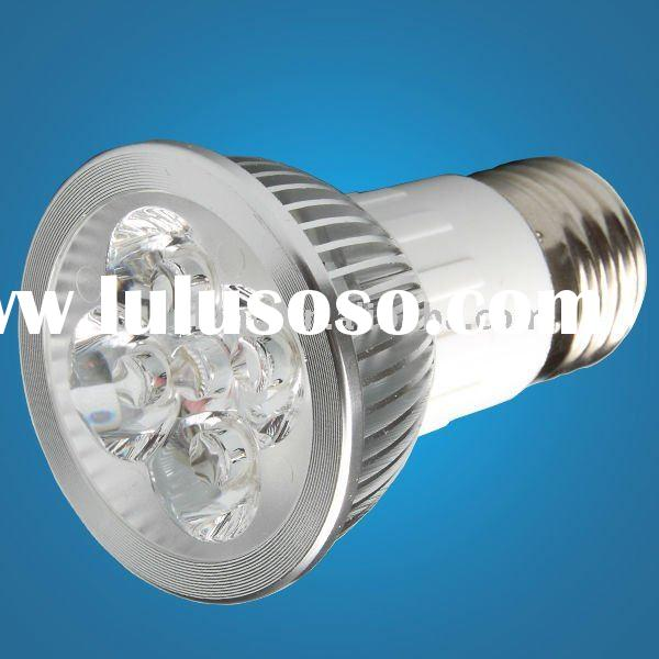 high power led energy saving lamp 220v 6w e27 led bulb lamp jdr spot lighting