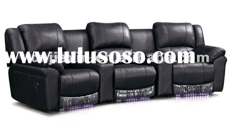 high quality motorized recliner leather sofa ,recliner sofa,cinema sofa ,cinema furniture home theat