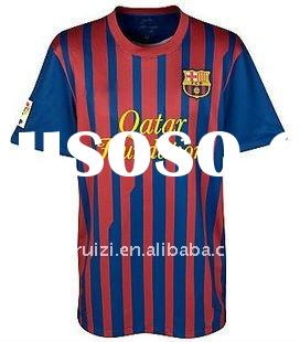 high quality new 11-12 Barcelona soccer jersey messi