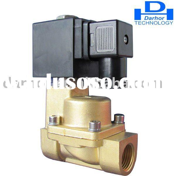 hot water / steam solenoid valve