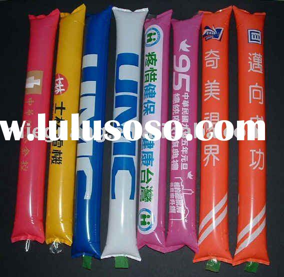 inflatable cheering stick,thunder stick