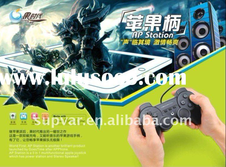 joystick/play station/game controller/joypad/game accessories for iphone 4/ipad/ipod/backup battery&