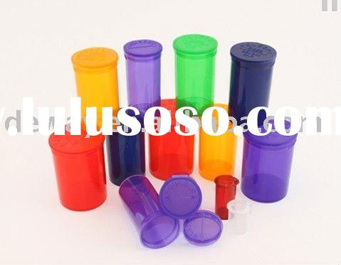 kush bottles pop top bottles kush pop bottles (pharmacy packagings) OEM