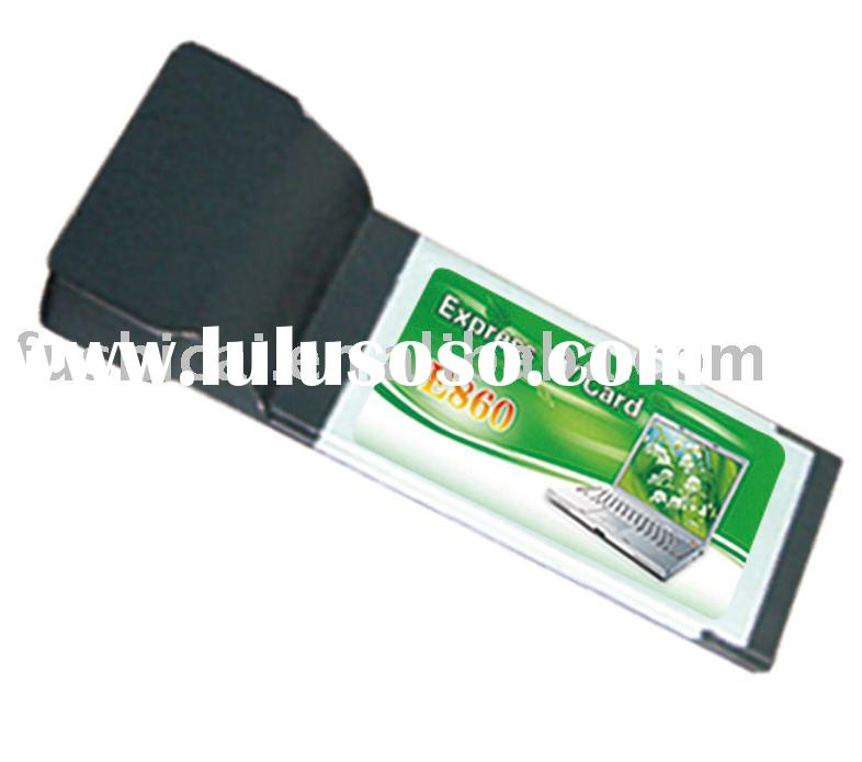 laptop/notebook TV Card / Express TV Tuner Card