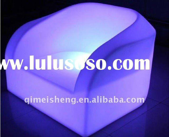 led Living Room Sofa /led home furniture/ led Living Room chair/ led livingroom coffee table