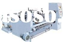 made high speed paper and plastic film slitting machine