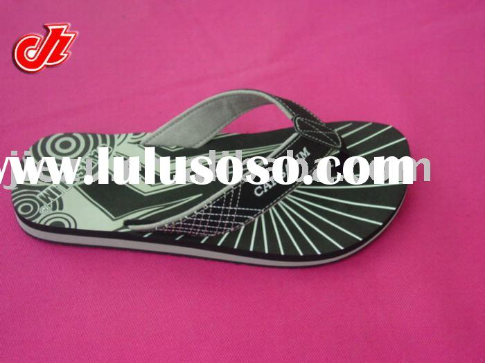 men's flip flop, men's slipper, eva slipper